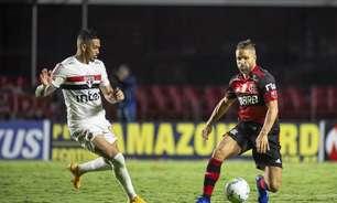 Estreias de Flamengo e São Paulo na Libertadores terão Edmílson e Léo Moura nas transmissões do SBT