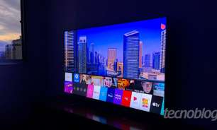 TV 8K LG Nano96: muitos pixels, pouco apelo
