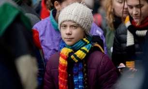 Ativista Greta Thunberg espera que cúpula dos EUA trate mudanças climáticas como uma crise real