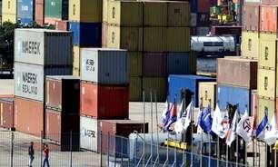 Brasil acumula superávit comercial de US$6,310 bi em abril até a terceira semana