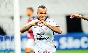 Otero brinca com gol de cabeça pelo Corinthians: 'É o meu forte, mas não acreditam em mim'