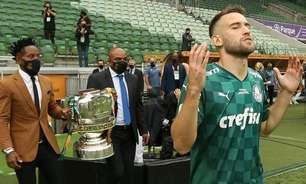 Palmeiras opta por compra de Alan Empereur, que está emprestado ao clube