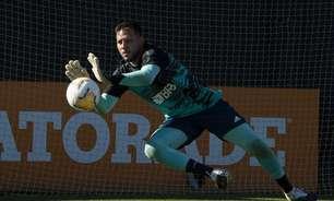 Antes da estreia contra o Vélez, Flamengo treina no CT do Boca Jrs; 'Estamos preparados', diz Diego Alves