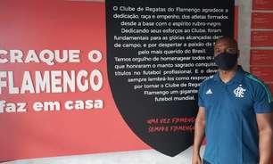 Ex-lateral do clube e da Seleção, Gilberto assume coordenação de projeto na base do Flamengo