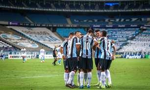 Grêmio vence o Novo Hamburgo e reassume a ponta do Gauchão