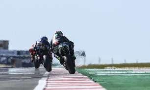 Polêmicas em Portimão ligam alerta da MotoGP com novos painéis e limites de pista