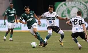 EXCLUSIVO: Renan fala sobre bom momento no Palmeiras e busca por titularidade