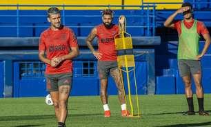 Com Arrascaeta e Gustavo Henrique na zaga, Flamengo está escalado para a estreia na Libertadores