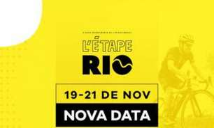Prova de ciclismo L'Étape Rio anuncia nova data de 2021