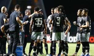 Até que ponto os números devem preocupar? Defesa do Vasco tem pior início desde 2018