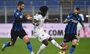 Spezia x Inter de Milão: saiba onde assistir e prováveis escalações