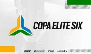 Com seis equipes brasileiras e premiação de quase R$ 1 milhão, Copa Elite Six da América começa nesta terça-feira