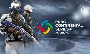 PUBG Continental Series 4 terá torneios com US$ 1 milhão em prêmios
