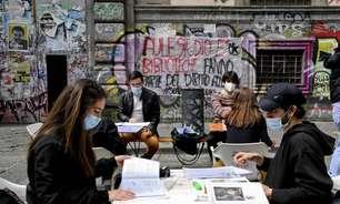 Itália registra 12.074 casos e 390 mortes por Covid-19