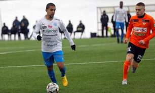 Ex-lateral do Botafogo busca segundo acesso consecutivo na Suécia