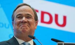 Conservadores escolhem Laschet para disputar sucessão de Merkel