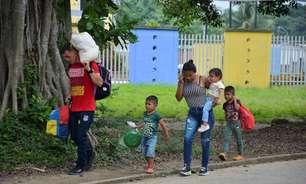 Agência da ONU fornecerá alimentos a 185.000 crianças na Venezuela