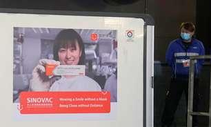 Sinovac distribui 260 milhões de doses de vacina pelo mundo
