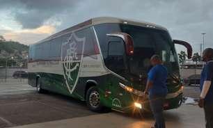 Fluminense fecha parceria com empresa de ônibus; novo veículo será customizado