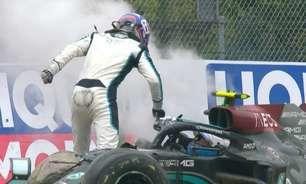 Cutucada de Wolff é necessária para Russell que ainda não está pronto para Mercedes