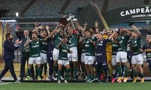 Contra Universitário, Palmeiras defende longa série invicta em estreias na Libertadores