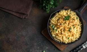 Receita prática de Mac'n Cheese: um macarrão com queijo delicioso