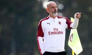 Pioli, treinador do Milan, se esquiva sobre Superliga: 'Não é hora de falar sobre essas coisas'