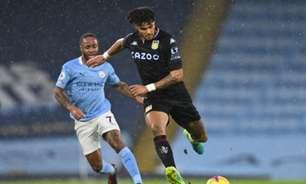 Aston Villa x Manchester City: onde assistir e prováveis escalações