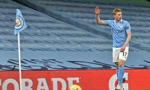 'O mais importante é competir', diz De Bruyne após criação da Superliga
