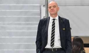 Presidente da Fifa se posiciona contra a Superliga Europeia