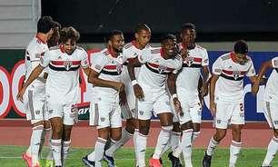 São Paulo perdeu apenas uma vez em sua história contra um time do Peru