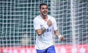 Léo marca em sua estreia pelo Shandong Luneng e projeta trajetória no futebol chinês