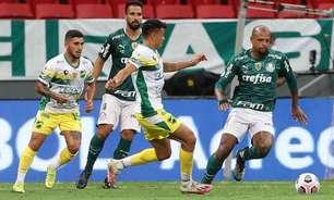 Universitario-PER x Palmeiras: onde assistir ao duelo pela Libertadores, arbitragem e escalações