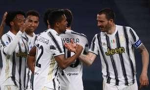 Alex Sandro brilha, marca duas vezes e Juventus vence o Parma no Italiano