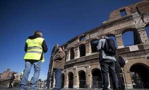 Itália estuda criar passe sanitário para turistas estrangeiros