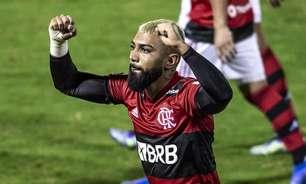Especialista em pênaltis, Gabigol leva torcedores do Flamengo ao delírio nas redes sociais
