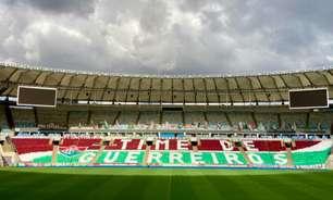 Fluminense fará venda simbólica de ingressos para jogo com o River; renda será revertida para o CT