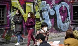 Itália tem mais 13.844 casos e 364 mortes por Covid