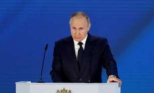 Putin alerta sobre resposta severa se Ocidente ultrapassar limites da Rússia
