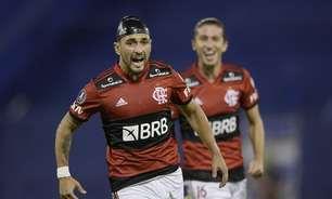 Em belo jogo, Flamengo vence o Vélez por 3 a 2 na Argentina