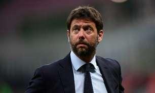 Presidente da Juventus admite derrota da Superliga