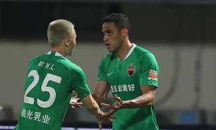 Alan Kardec estreia marcando o gol que garante a vitória do Shenzhen FC na abertura da Superliga