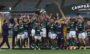 Palmeiras estreia na Libertadores em busca de marcas históricas na competição