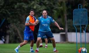 Técnico sai em defesa e Rogério Ceni e rebate Thiago Neves: 'Encerra sua carreira calado seu covarde'