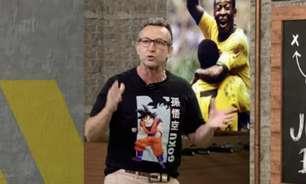 Neto enche a bola de Arrascaeta após golaço na Libertadores: 'Um dos melhores do mundo'