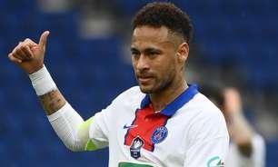 Com Neymar de capitão, PSG vence Angers na Copa da França