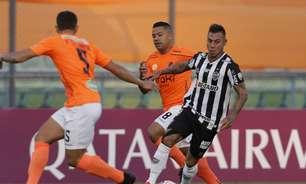 Atlético-MG joga mal, sai perdendo, mas consegue empatar com o La Guaira em estreia na Libertadores