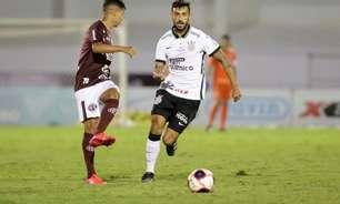 Com moral, Camacho diz que pode jogar como primeiro e segundo volante no Corinthians