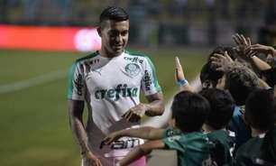 Galiotte, sobre Dudu: 'Pode voltar ao Palmeiras daqui a um mês, mas não depende de nós'