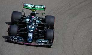 Alonso tem desculpa da adaptação, mas Vettel carrega obrigação de derrotar Stroll